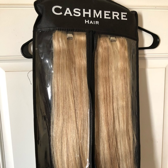 Cashmere Hair Accessories Sunset Blonde Clip In Hair Extensions